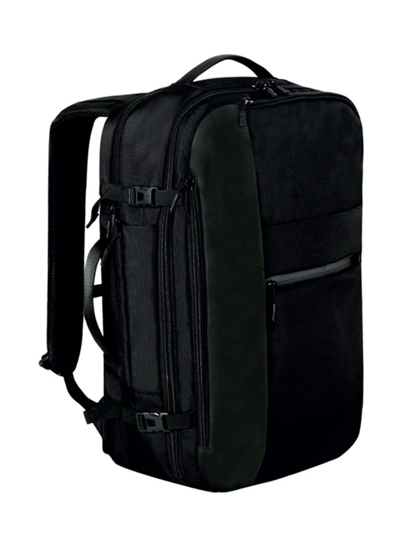 5132ab515359 otherOffersImg v1510068185 N12659494A 1. Santhome. Multi Compartment Travel  Backpack