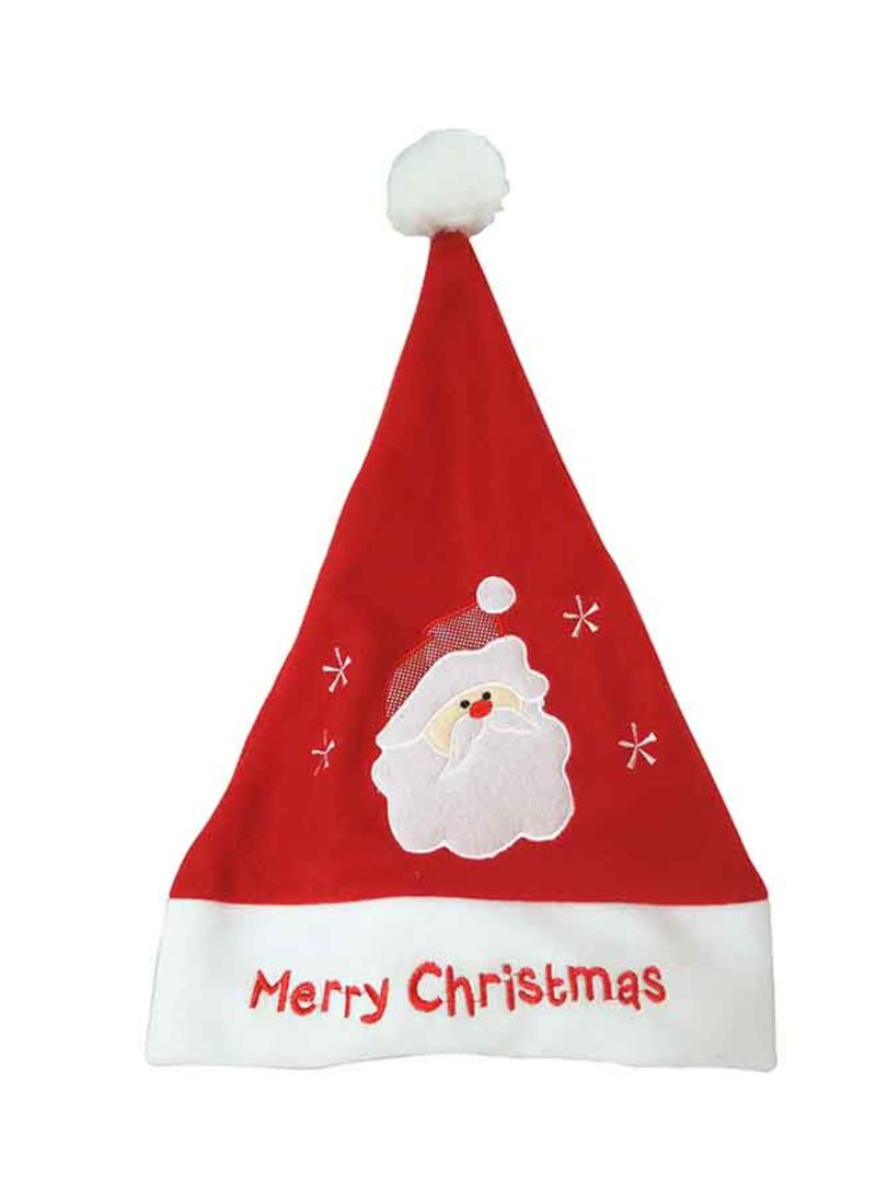 8ba02eeb58b17 Shop CHRISTMAS MAGIC Merry Christmas Santa Hat Standard online in ...