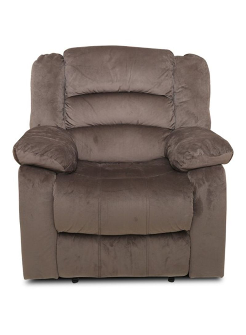 Amazing Shop Pan Emirates Asbon Recliner Chair Dark Brown Online In Onthecornerstone Fun Painted Chair Ideas Images Onthecornerstoneorg