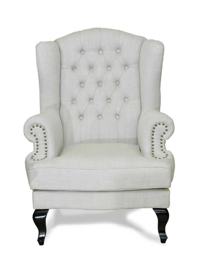 Shop Pan Emirates Single Seater Maganda Sofa White Online In