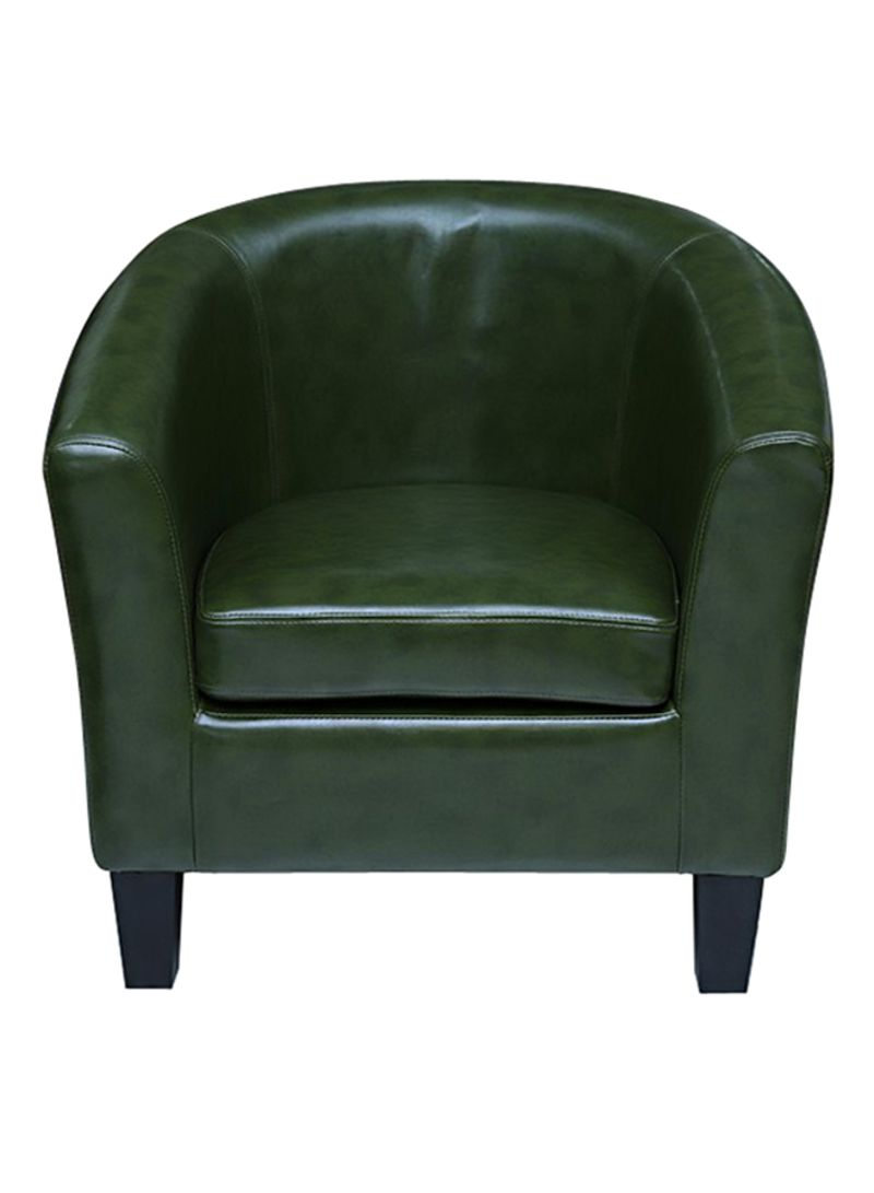 Durian Tub Chair Green | Kitchenware And Home Appliances | kanbkam.com