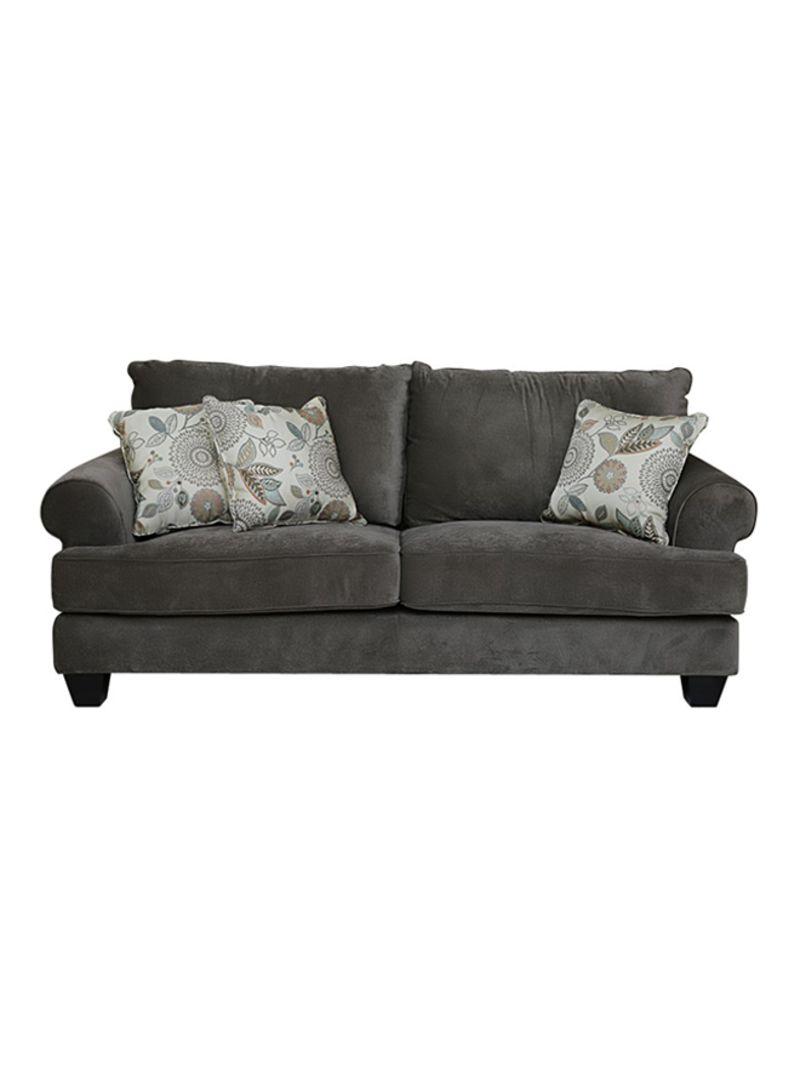 3 Seater Brooklyn Sofa Light Oak