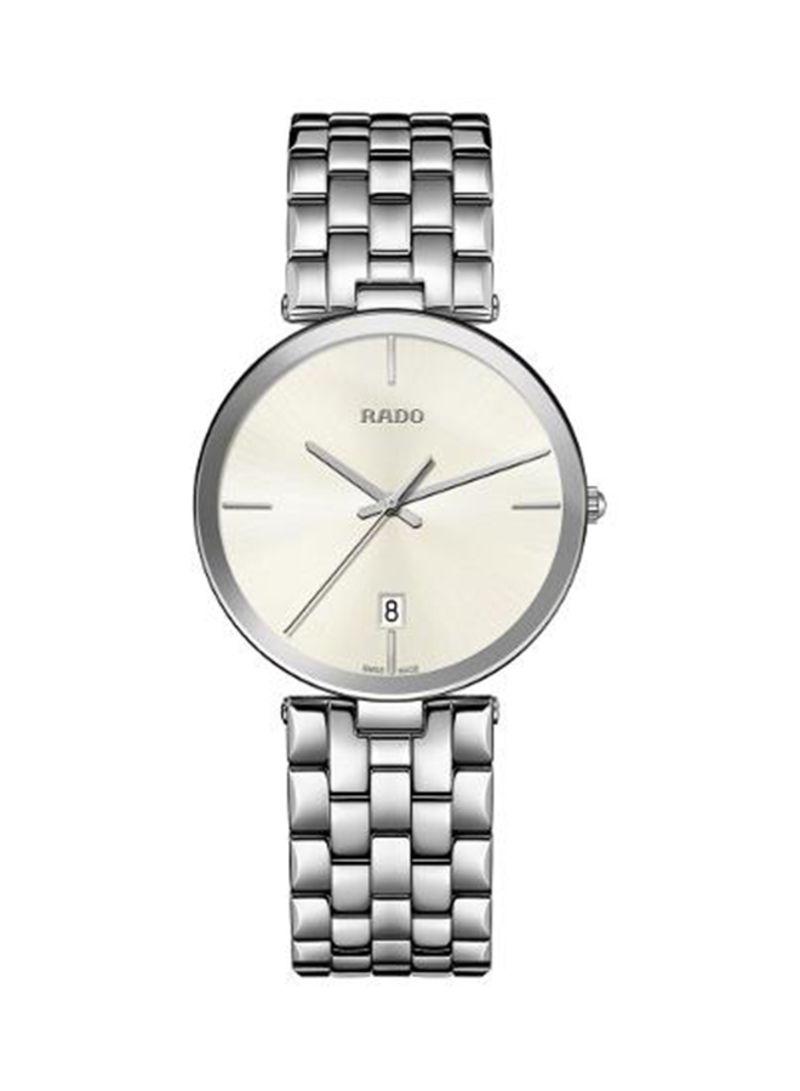 d6ff76d8b Rado Florance Analog Silver Dial Watch for Men - R48870013 | ساعات ...