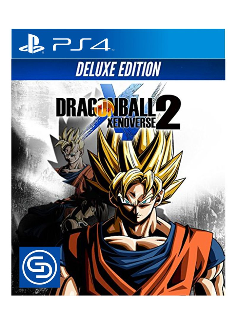 Dragon Ball Xenoverse 2 Deluxe Edition Playstation 4 Video Games Ps4 Injustice Reg 3