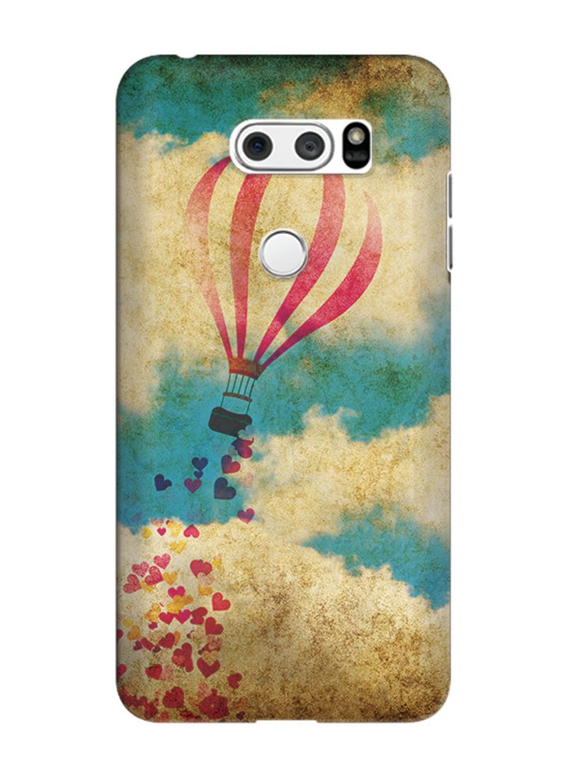 Shop Stylizedd Polycarbonate Slim Snap Case Cover Matte Finish For LG V30  Spreading The Love online in Dubai, Abu Dhabi and all UAE