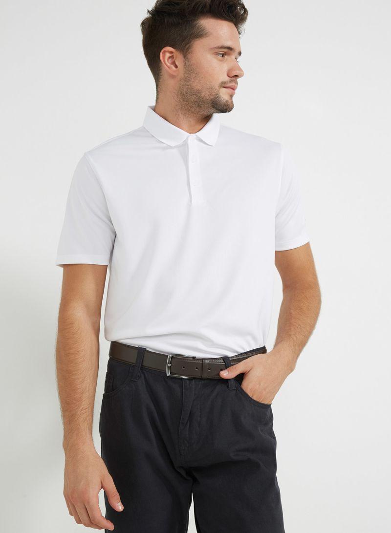 7a2e2922d1d4e قميص فيكتوري بولو سادة أبيض