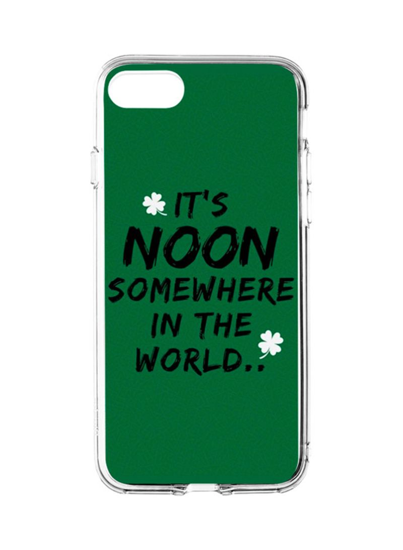 Somewhere That s Green iphone case