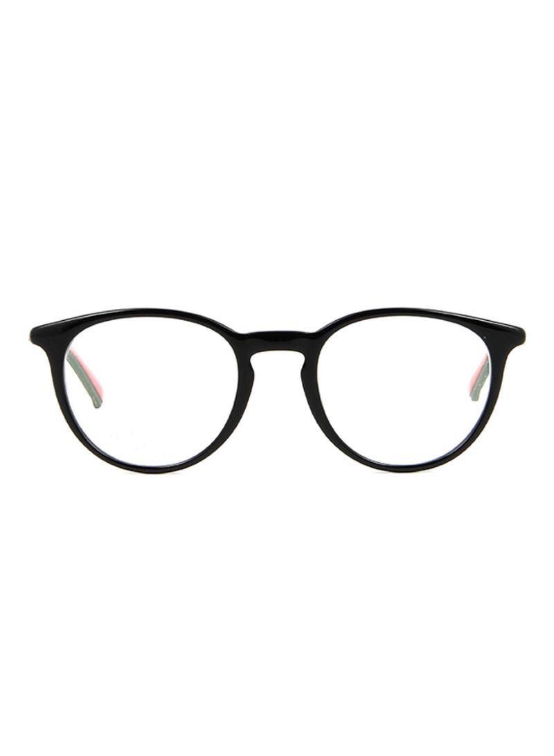 Shop GUCCI, Full Rim Round Eyeglass Frame 1103-MJ9-49 online in ...
