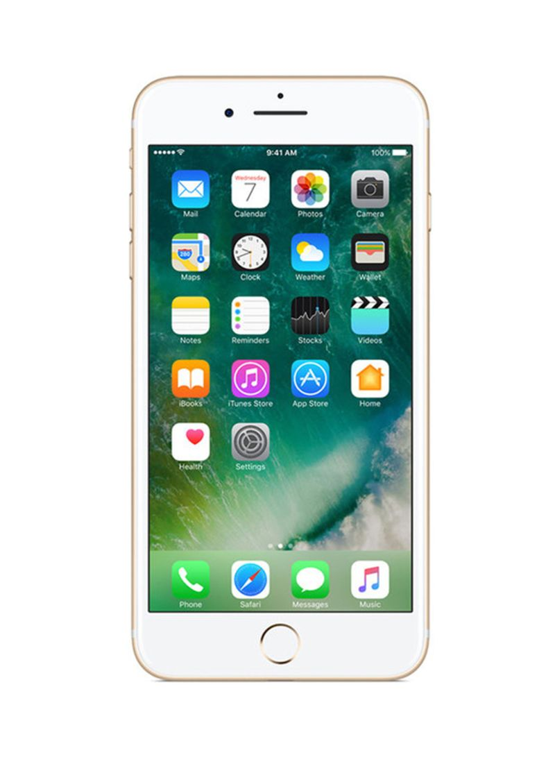 Shop Apple iPhone 7 Plus With FaceTime Gold 128GB 4G LTE online in Dubai,  Abu Dhabi and all UAE