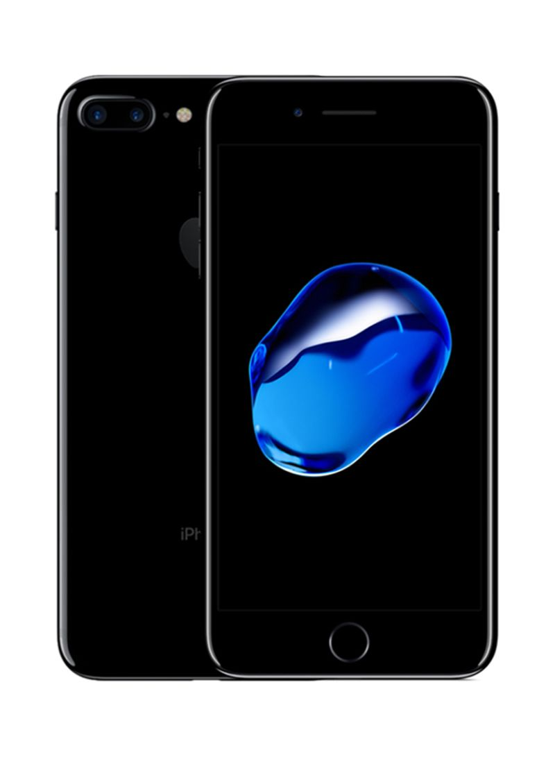 Shop Apple iPhone 7 Plus With FaceTime Jet Black 128GB 4G LTE online in  Dubai, Abu Dhabi and all UAE