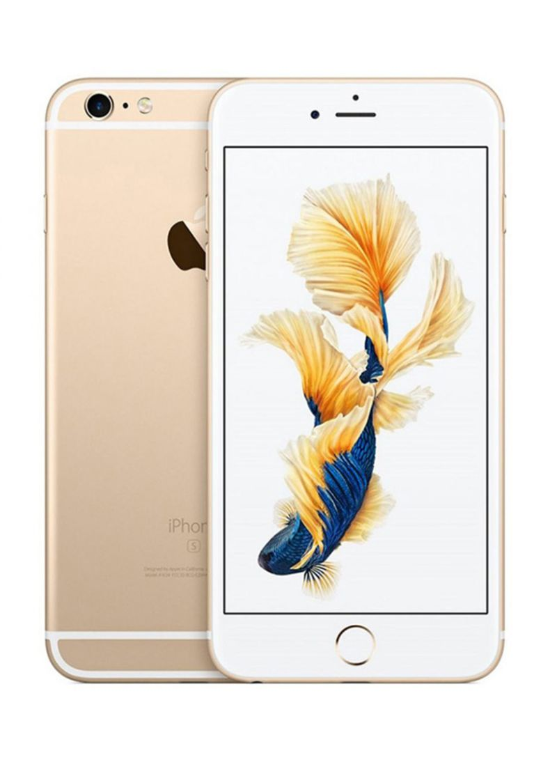 Shop Apple iPhone 6s With Facetime Gold 64GB 4G LTE online
