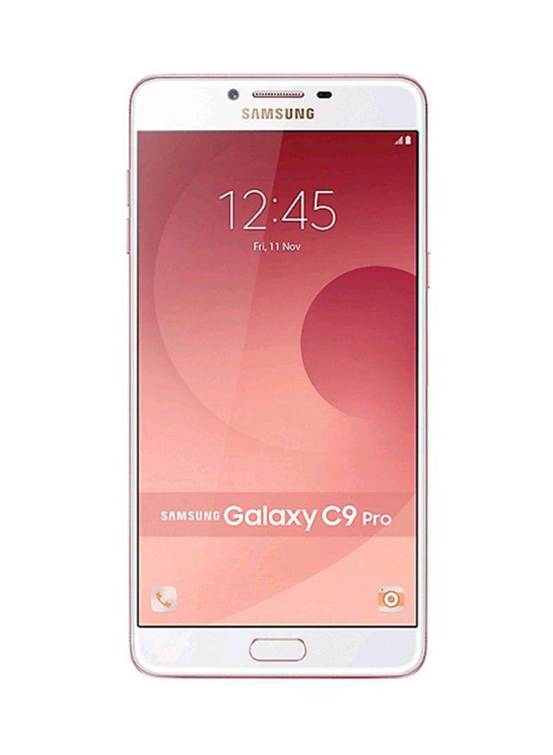 Shop Samsung Galaxy C9 pro Dual SIM Rose Gold 64GB 4G LTE online in Dubai,  Abu Dhabi and all UAE