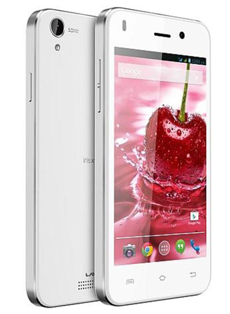 c3380a679578 Shop Lava IRIS 702 Dual SIM White 8GB 3G online in Dubai