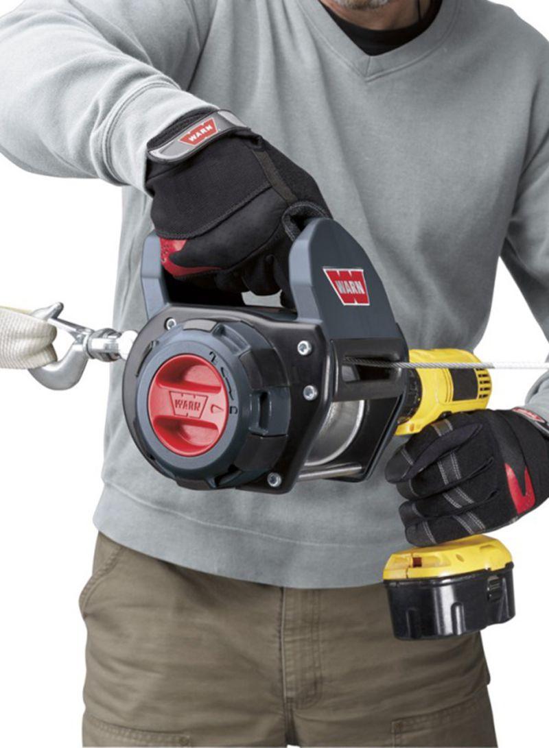 Warn 910500 Portable Drill Winch
