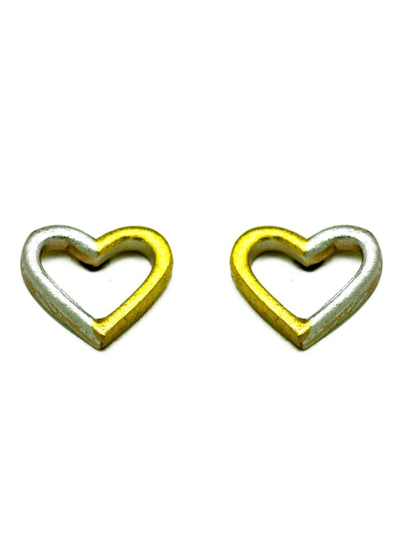 165f37eb04ff38 otherOffersImg v1511852801 N12846842A 1. ELLA. Simple Love Heart Stud  Earrings