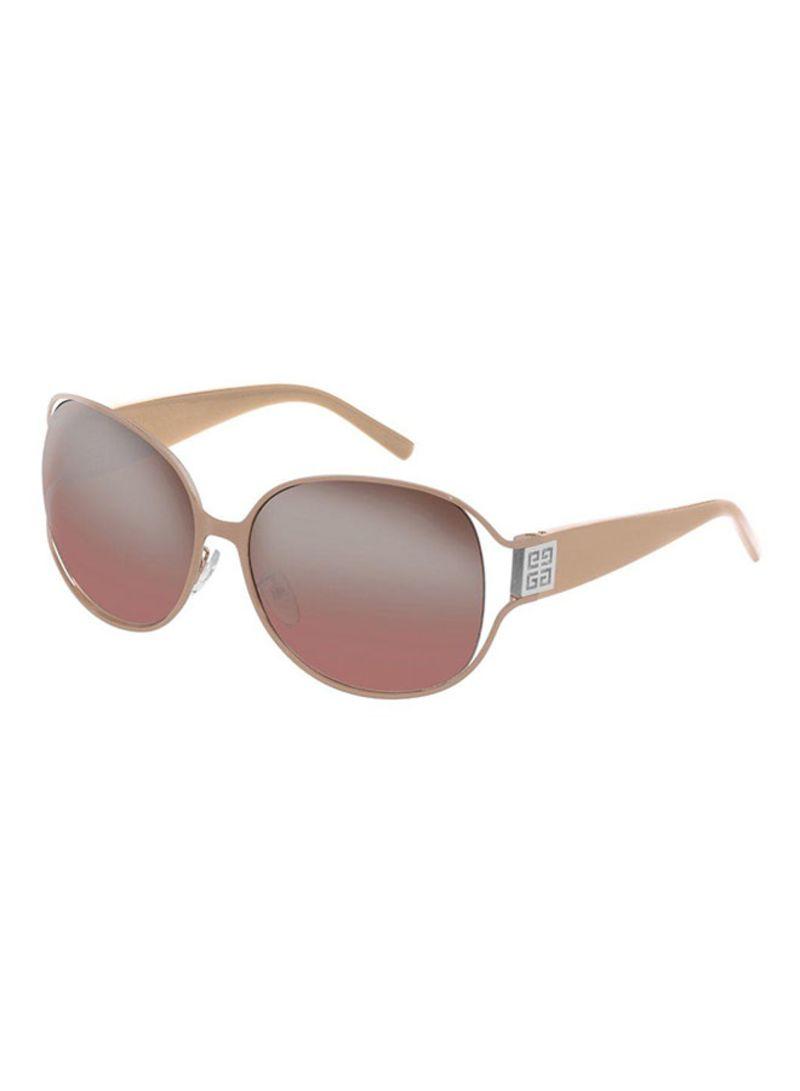 91eca6c2c3b91 Buy Women s Oval Sunglasses SG GVN 418M 8F4 62 in Saudi Arabia