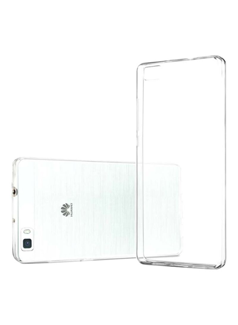 new style 17ad3 5c344 Shop Generic Ultra-Thin TPU Protective Case Cover For Huawei P9 Clear  online in Dubai, Abu Dhabi and all UAE