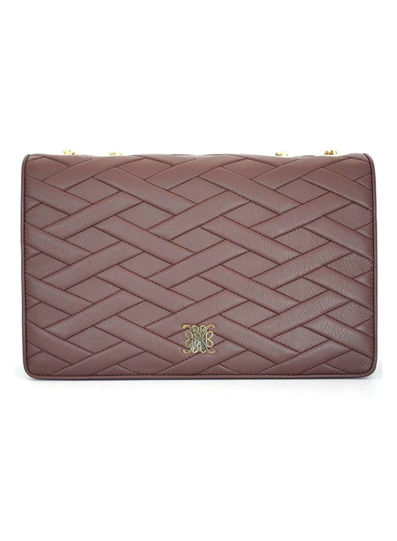 db52da4013 Michael Kors Mercer Cinder Leather Satchel Bag for Women ...