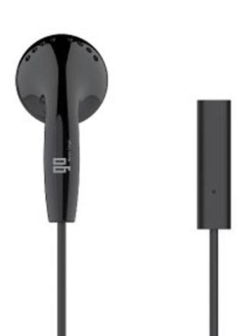 d9c8489826b Shop GO Classic Headset With Single EarBud Black online in Riyadh ...