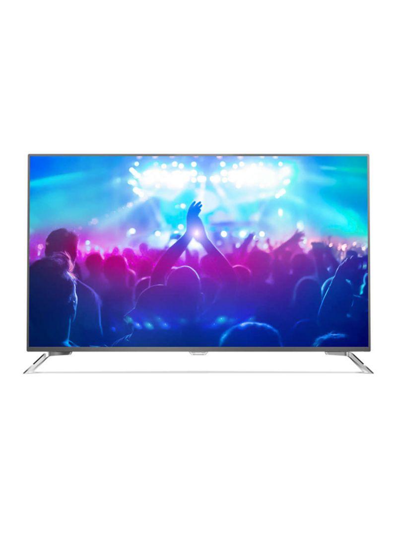 8be9ffa630a14 Shop Philips 65-inch 4K Ultra HD Smart LED TV 65PUT7101 56 Silver ...