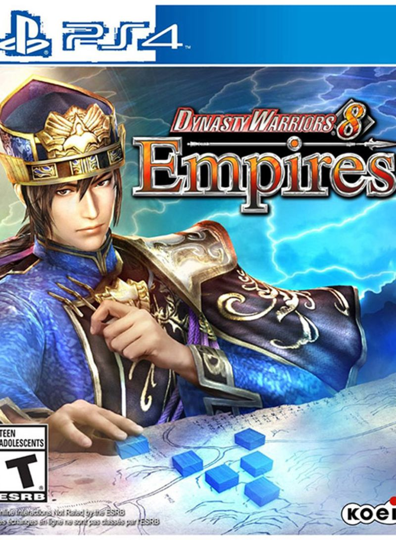 Desertcart Oman Koei Tecmo Buy Products Online In Game Ps4 Romance Of The Three Kingdoms Xiii Reg 3 Dynasty Warriors 8 Empires Region Playstation 4
