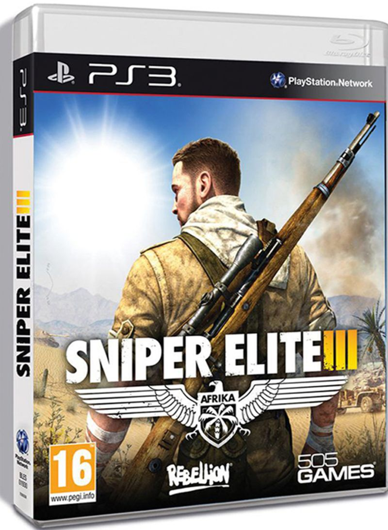 Shop 505 Games Sniper Elite 3 Playstation 3 Online In Riyadh