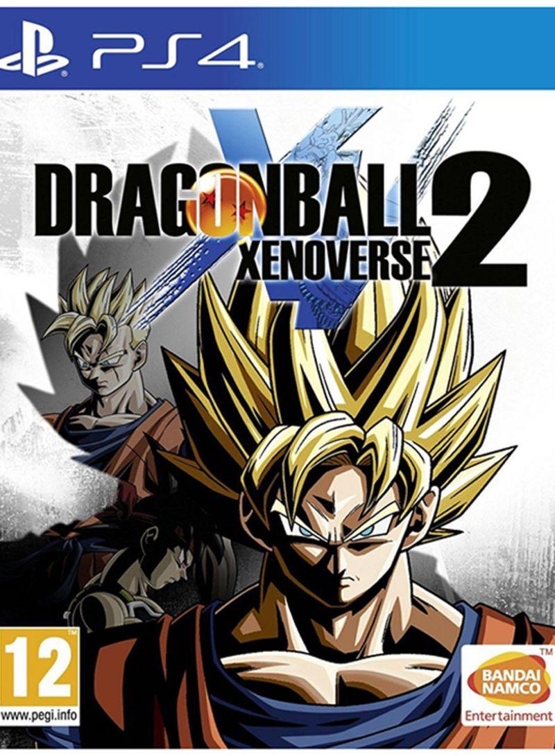 Dragon Ball Xenoverse 2 Deluxe Edition Playstation 4 Video Games Ps4 Injustice Reg 3 Buy Dragonball Region In Saudi Arabia