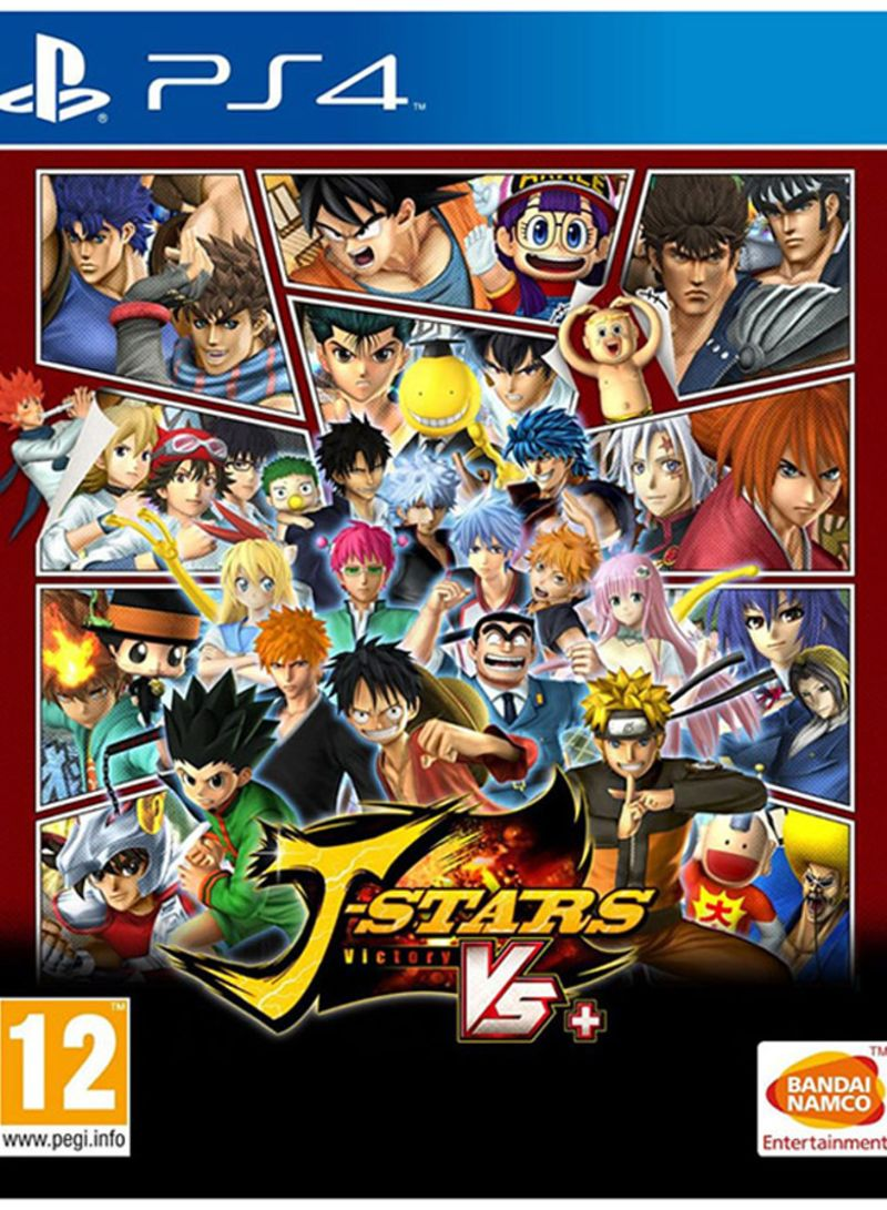 J Star Victory Vs Playstation 4 Shop Online On Noon Dubai Abu Game Ps4 Stars Otheroffersimg V1512981035 N12742983a 1 Bandai Namco Entertainment