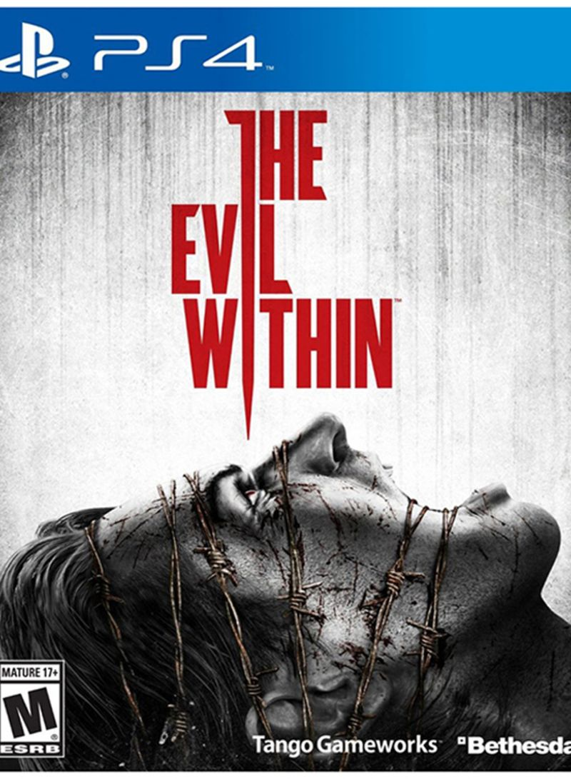 Shop Bethesda Softworks The Evil Within - PlayStation 4 online in Dubai,  Abu Dhabi and all UAE