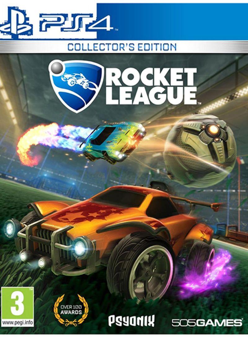 سعر لعبة السباق الرياضية Rocket League المنطقة 2 سباق بلاي ستيشن 4 Ps4 فى الامارات نون الامارات كان بكام