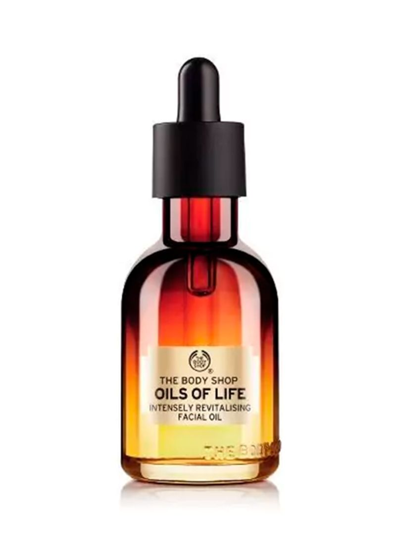 Shop the body shop Oils Of Life Facial Oil 50 ml online in Dubai, Abu Dhabi  and all UAE