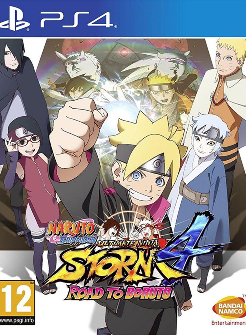 سعر لعبة Naruto Shippuden Ultimate Ninja Storm 4 Road To Boruto النسخة العالمية بلاي ستيشن 4 Ps4 فى الامارات نون الامارات كان بكام