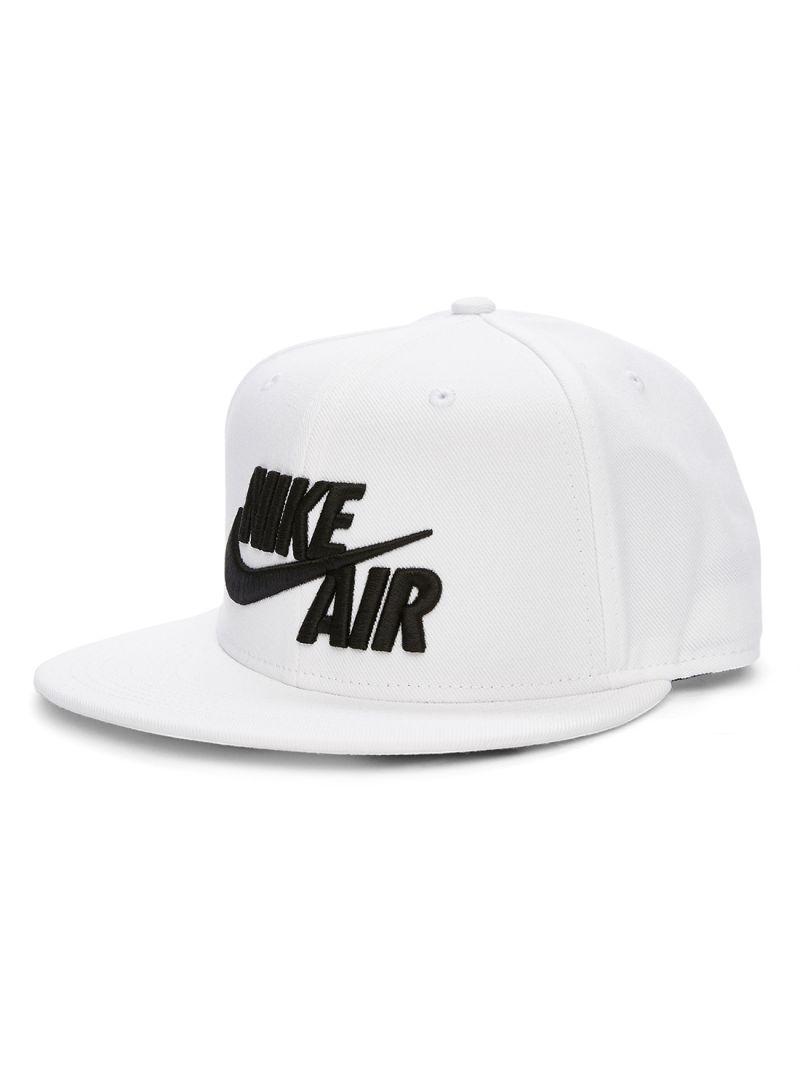 12be66b61bda2 Shop Nike Air True Snapback Hat White online in Dubai