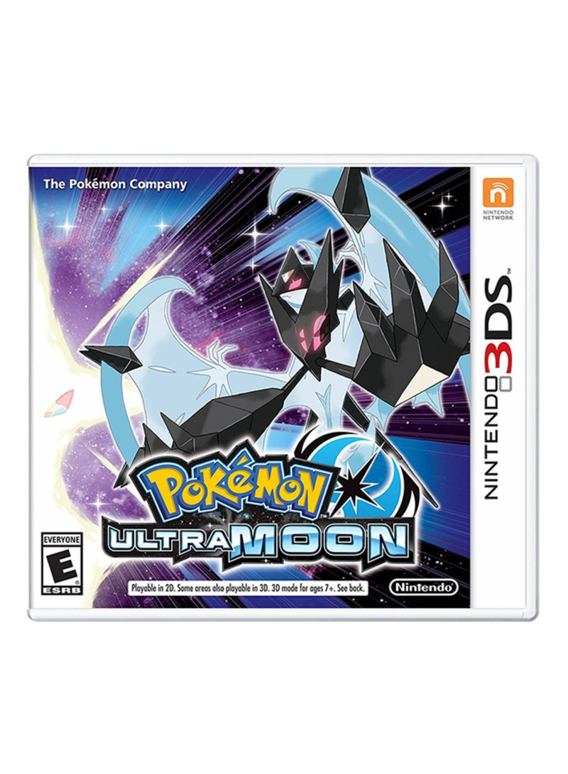 Shop Nintendo Pokemon Ultra Moon 3DS NTSC online in Dubai, Abu Dhabi and  all UAE