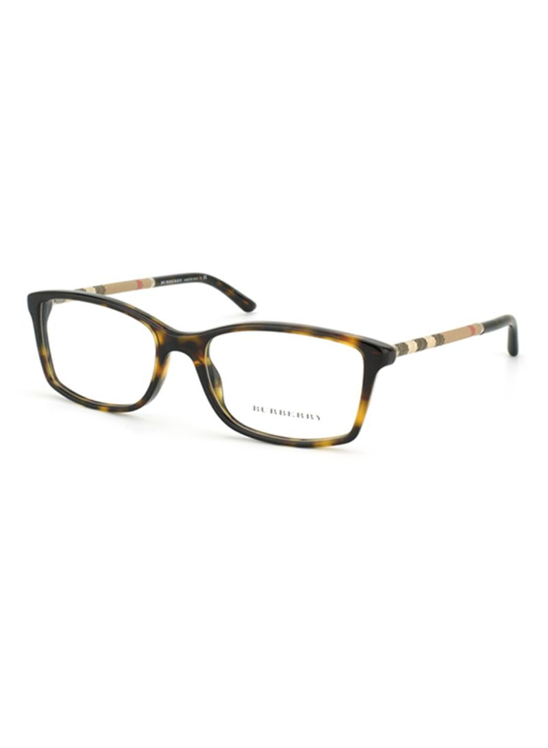 671a11fbe508 Shop BURBERRY Women s Full Rim Rectangular Eyeglass Frame B2120-3002 ...
