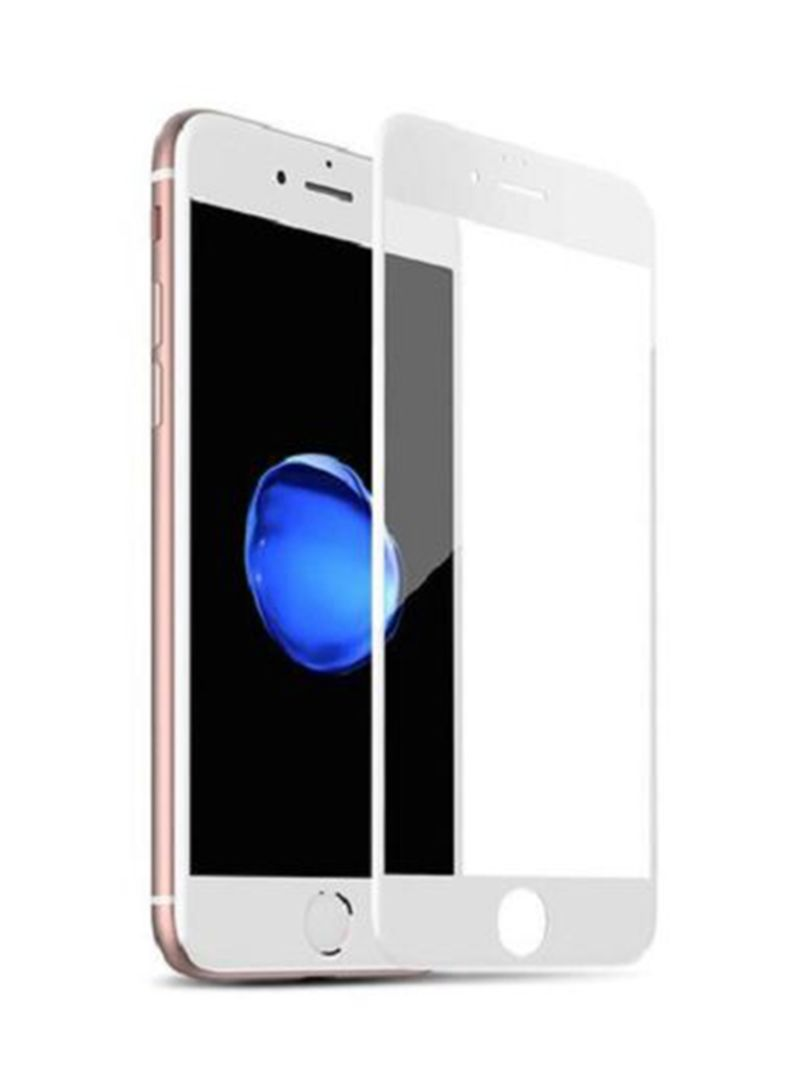 3D Full Coverage Tempered Glass Screen Protector For Apple iPhone 8