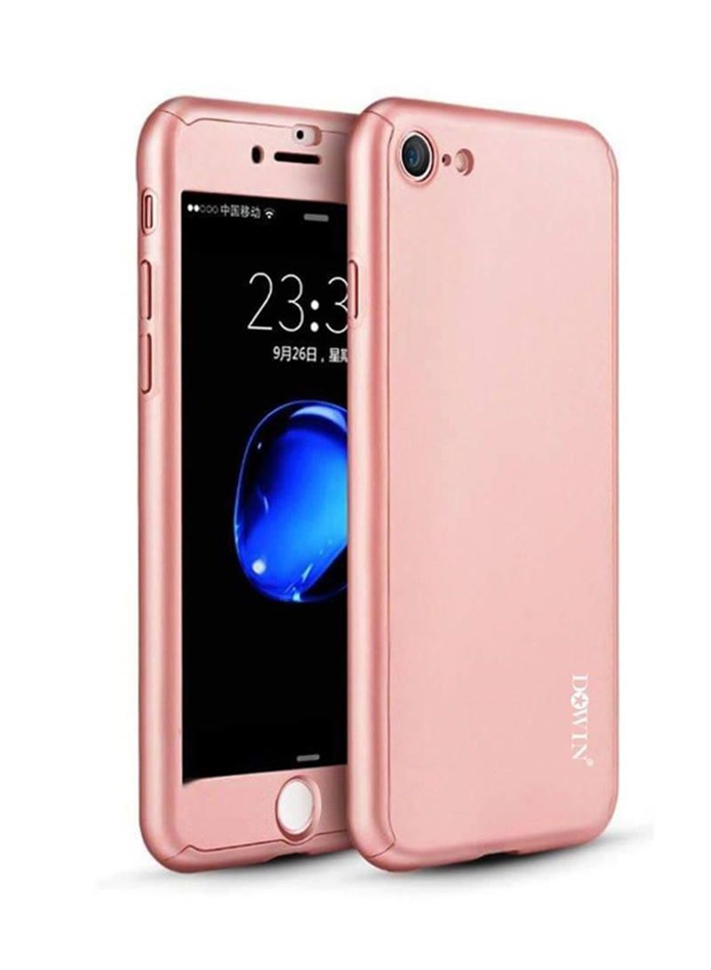 360 Degree Full Protection Case Plus Tempered Glass For Apple iPhone