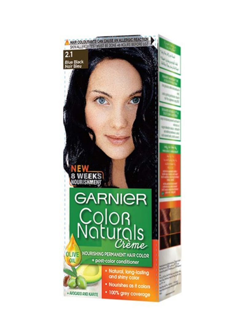 7ce9f3d6ac54c otherOffersImg_v1513170544/N12875436A_1. GARNIER. Color Natural Hair Cream  2.1 Blue Black ...