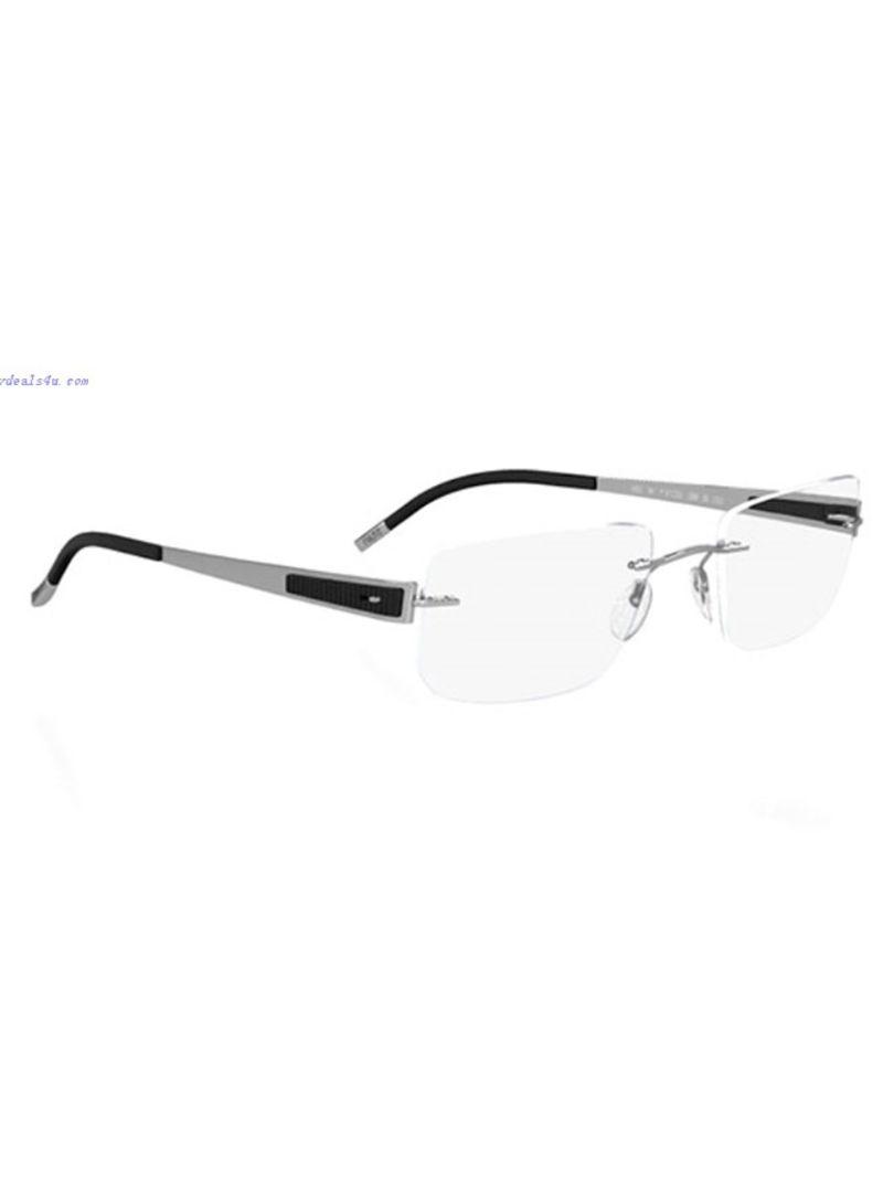 2aa94be12d otherOffersImg v1513258832 N12564934A 1. Silhouette. Women s Rimless  Eyeglass ...