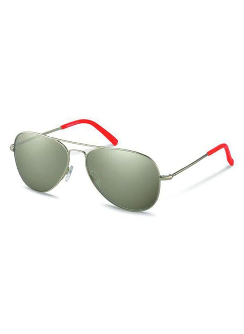 934b3755b1ed6 Buy Full Rim Aviator Sunglasses 1410-G-58 in Saudi Arabia