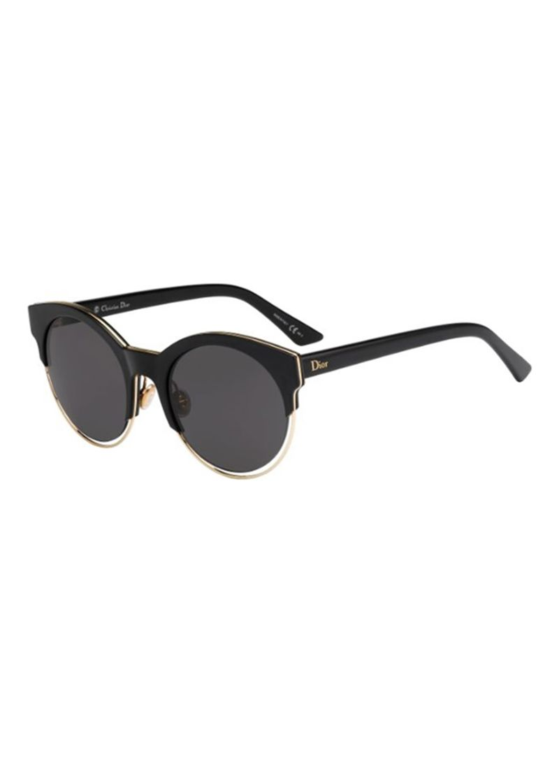 a204c097f3fc5 Women s Full Rim Round Sunglasses DIORSIDERAL1-J63-Y1-53 ...