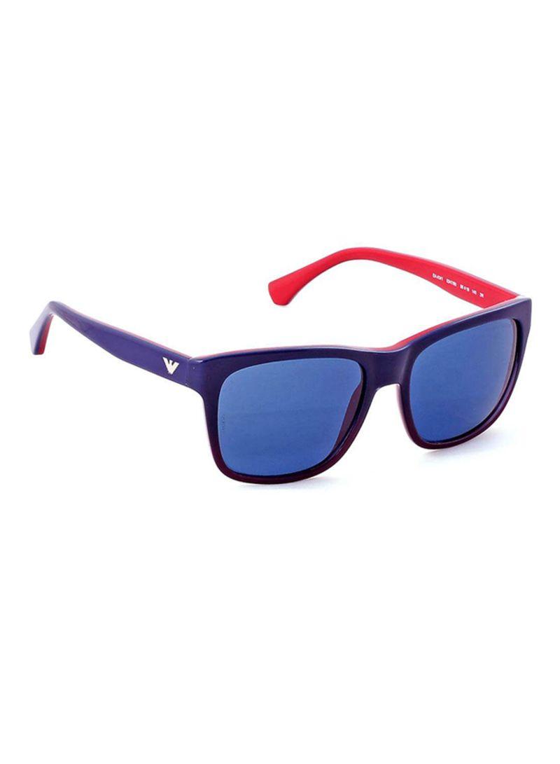 14fb9d0af82 Buy Full Rim Wayfarer Sunglasses 4041-5347-80-56 in Saudi Arabia