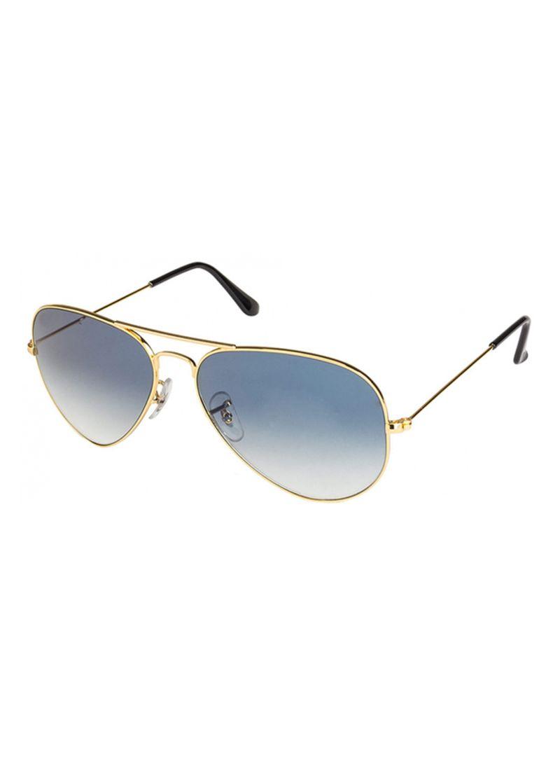 1d2631ad77 otherOffersImg v1513263143 N12567225A 1. Ray-Ban. Men s Full Rim Aviator  Sunglasses RB3025-001-3F-58