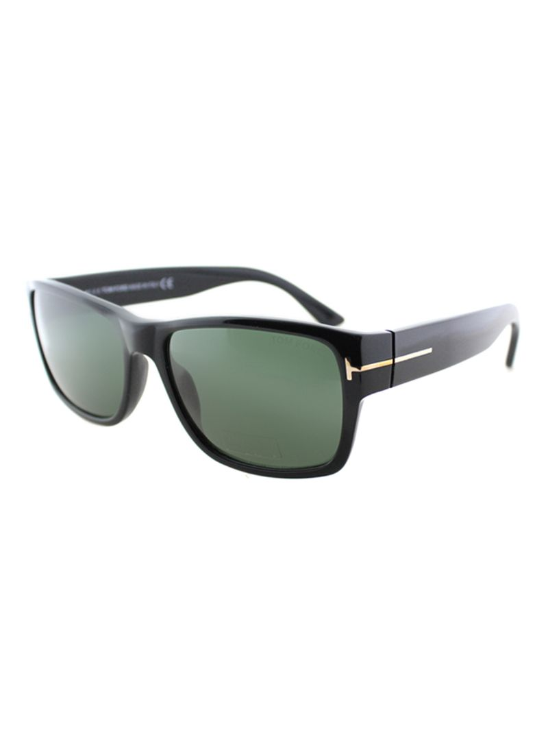 fd83273de888 Buy Men s Full Rim Rectangular Sunglasses 445-01N-56 in Saudi Arabia