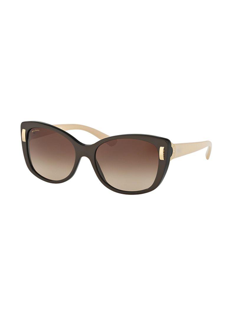 1afae7eb31 Buy Women s Full Rim Cat Eye Sunglasses BV8170-897 13-57 in Saudi