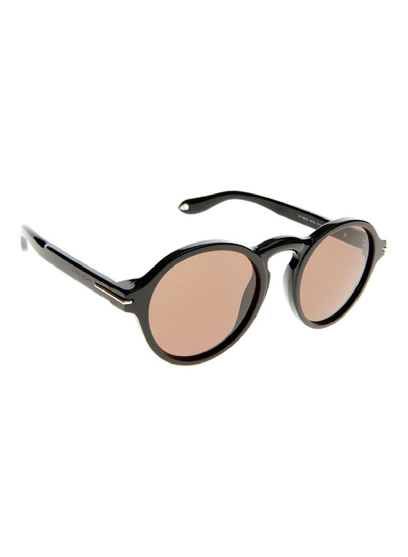 2ca92aa530b Shop Givenchy Full Rim Round Sunglasses GV7001-807-8U online in ...