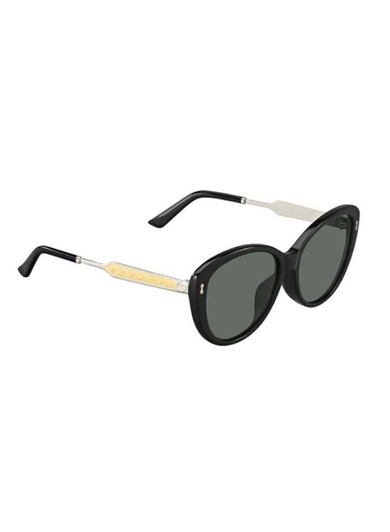 c4b14ce46c Buy Women s Full Rim Cat Eye Sunglasses 3839-CSA-R6-57 in Saudi