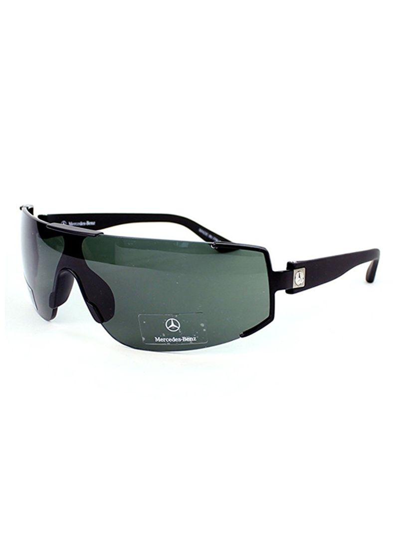 6145e238969 Shop Mercedes-Benz Men s Wrap Around Sunglasses 1012-B-0139 online ...
