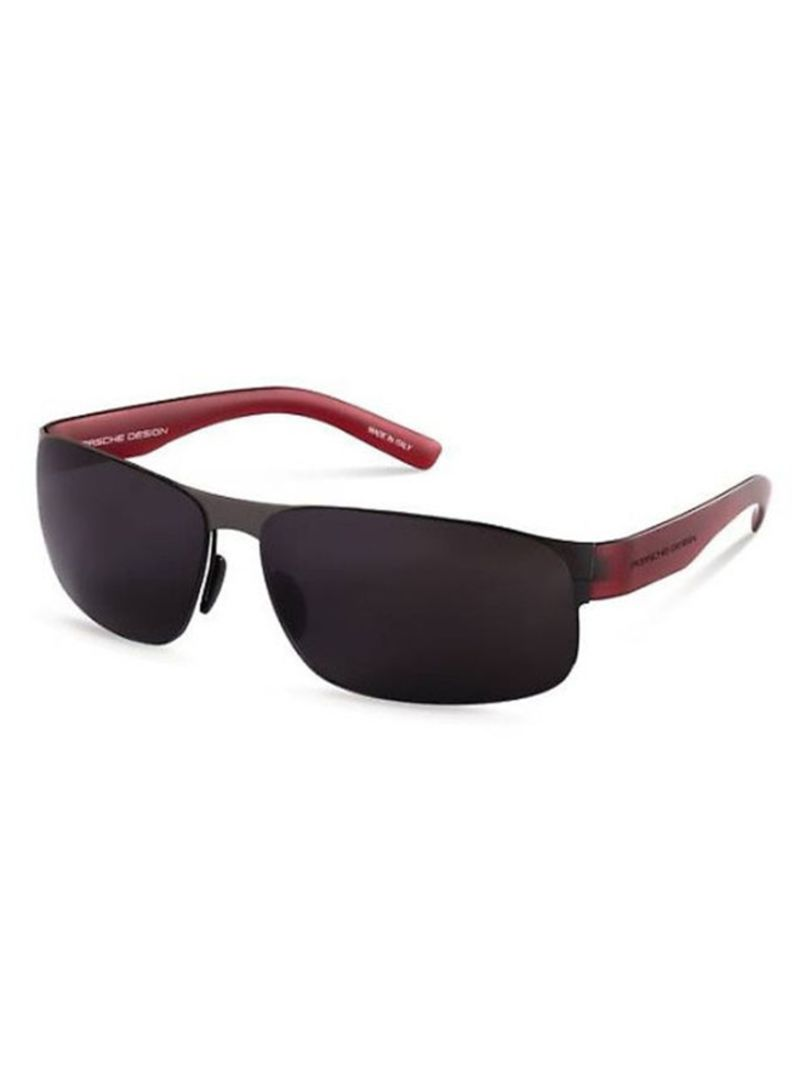 aae69d1e9ca5 Shop Porsche Design Men s Rimless Sunglasses 8531-C-67 online in ...