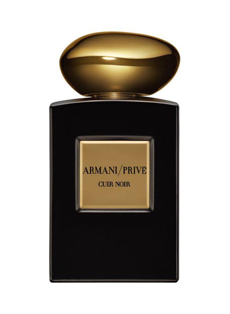 aa0a9b1a9 Shop GIORGIO ARMANI Prive Cuir Noir EDP 100 ml online in Riyadh ...
